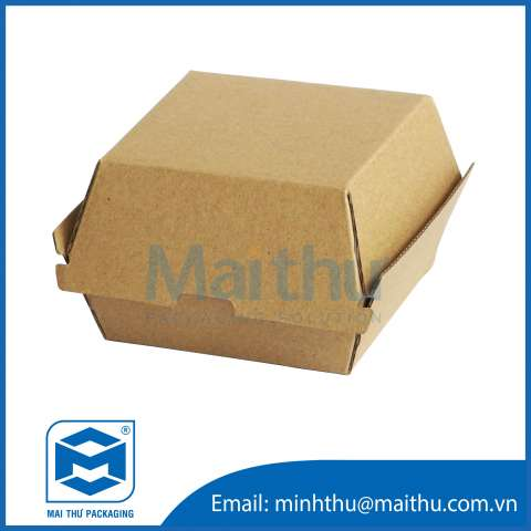 Burger Box MB-BB01 (135x113x94)mm - 1