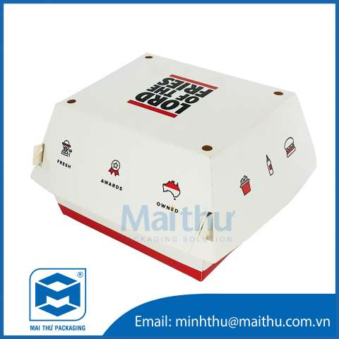 Burger Box Small 1 (Mai Thư)