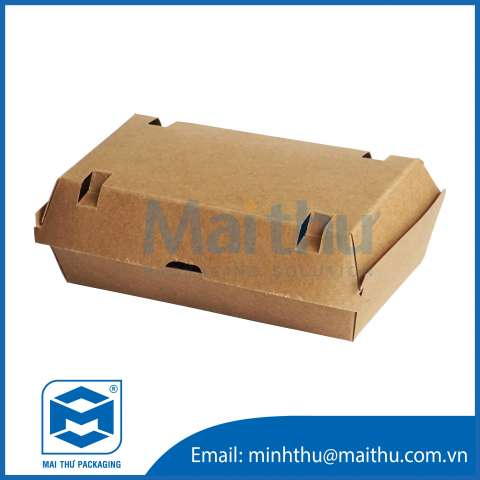 Dinner Box MB-DB02 (176x160x70)mm - 1