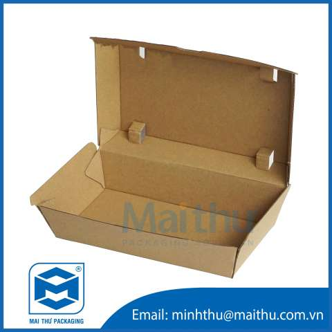 Dinner Box MB-DB02 (176x160x70)mm - 2