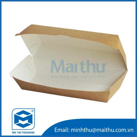 Hot Dog Box MB-HD01 (207x69x75)mm - 2