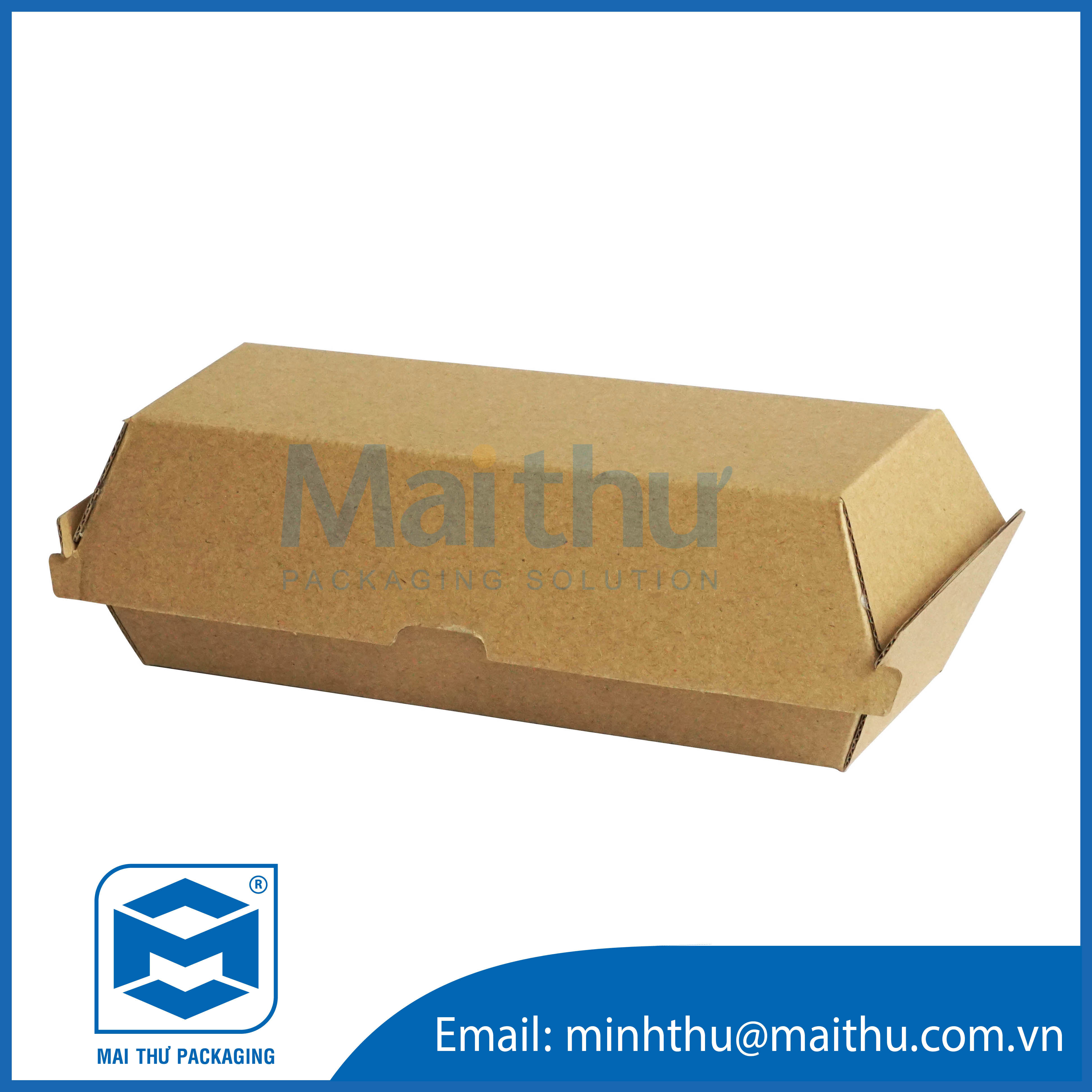Hot Dog Box MB-HD02 (207x69x75)mm - 1