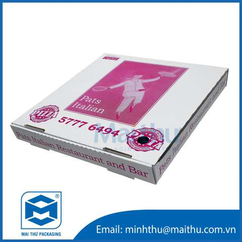 Pizza Box MB-PB02 - 1
