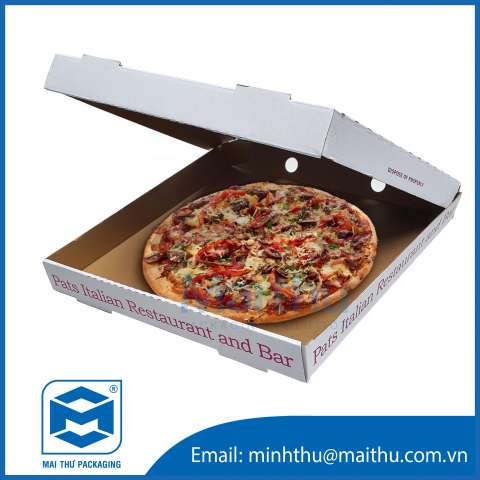 Pizza Box MB-PB02 - 2