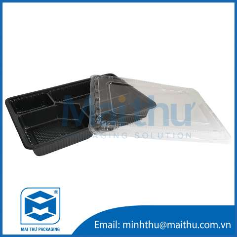 Plastic Lunch Box PLB-LB01