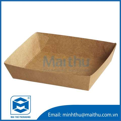Snack Tray MB-T301 (180x134x44)mm - 1