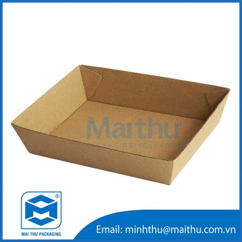 Snack Tray MB-T302 (180x134x44)mm - 1