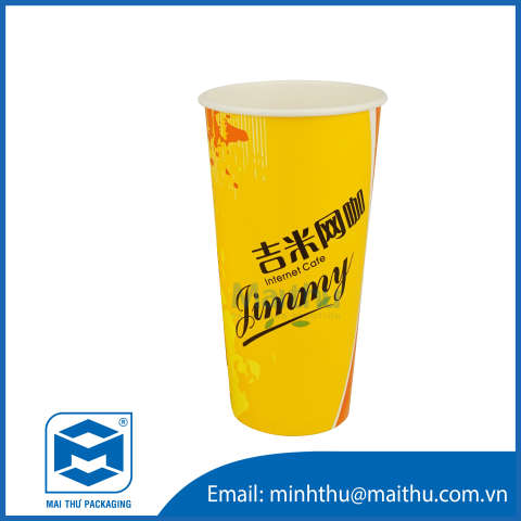 Hot Cup 22 OZ (90x60x167)mm - 1
