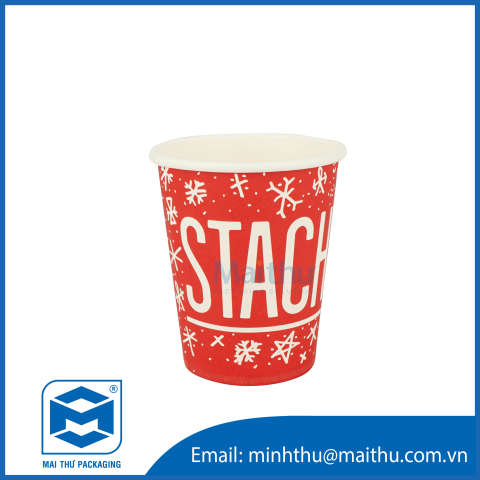 Hot Cup 8 OZ (80x56x92) mm - 1