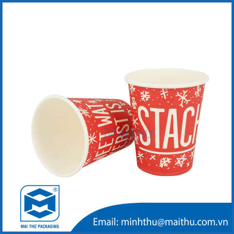 Hot Cup 8 OZ (80x56x92) mm - 2