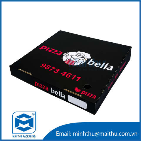 Pizza Bella 11 Inch 1 (Mai Thư)