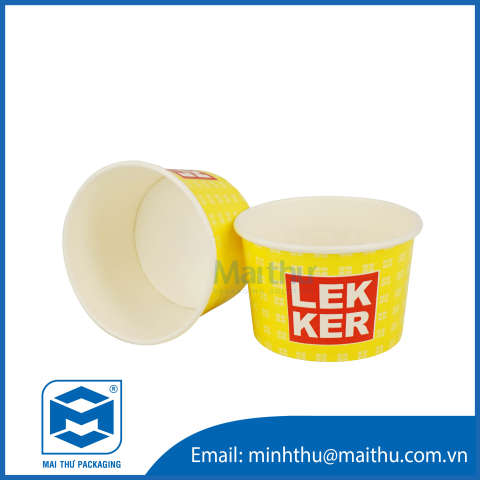 Yogurt Bowl 4 OZ (73x62x50) mm - 2