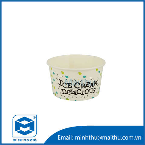 Yogurt Bowl 8 OZ (97x80x54) mm - 1