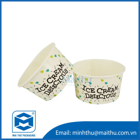 Yogurt Bowl 8 OZ (97x80x54) mm - 2