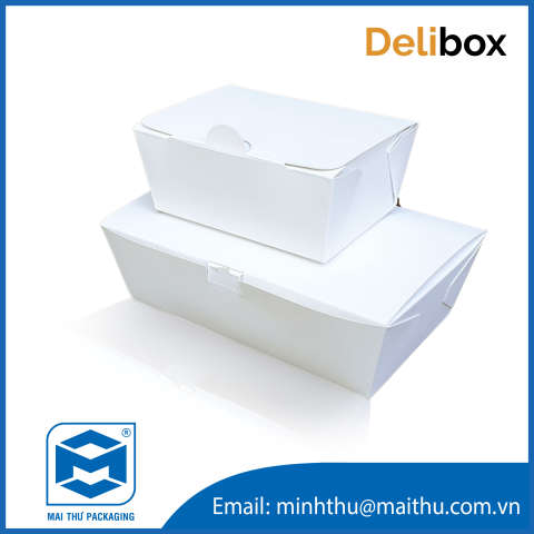 Take Away Box - MT-01 + 02