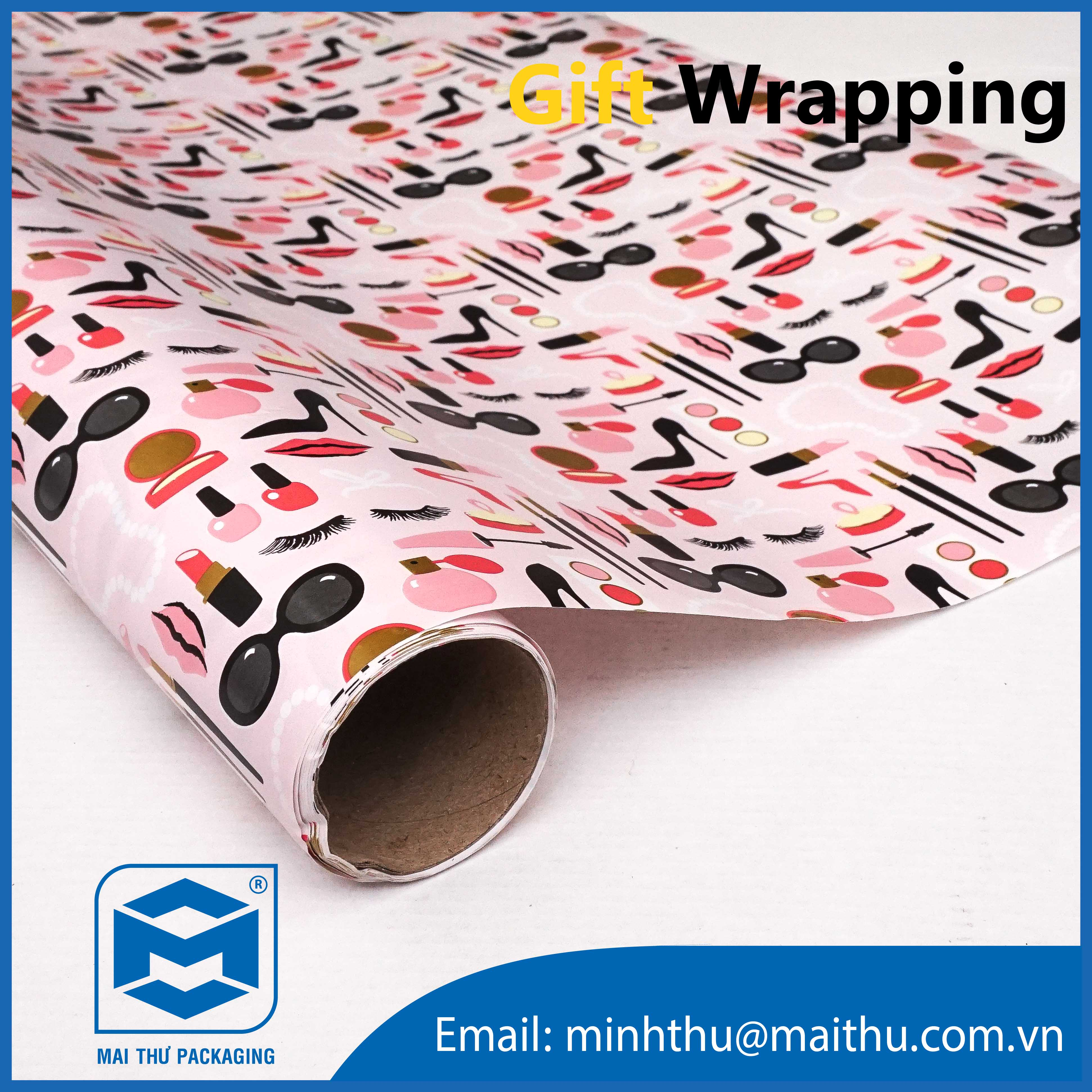 Gift Wrapping - 3