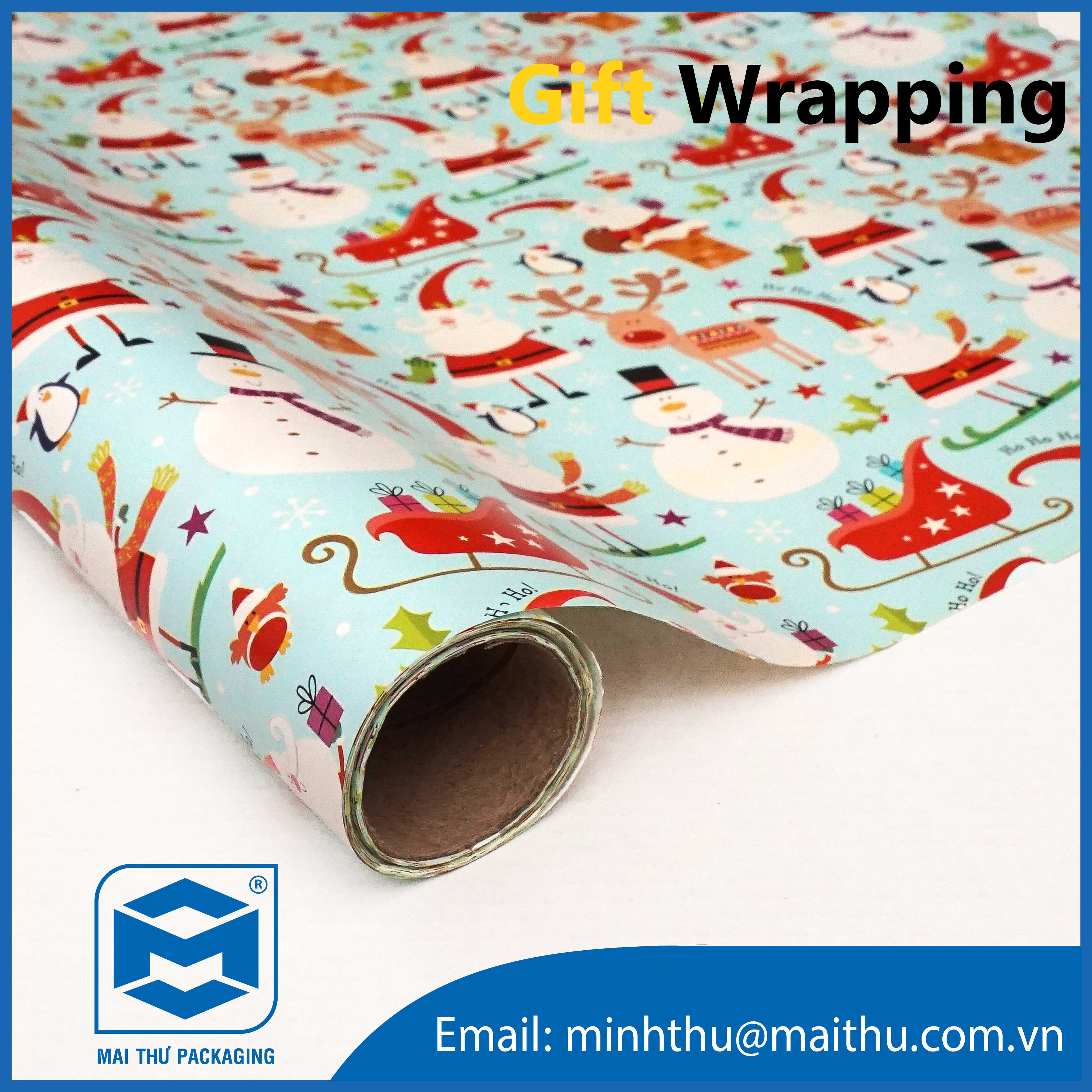 Gift Wrapping - 5