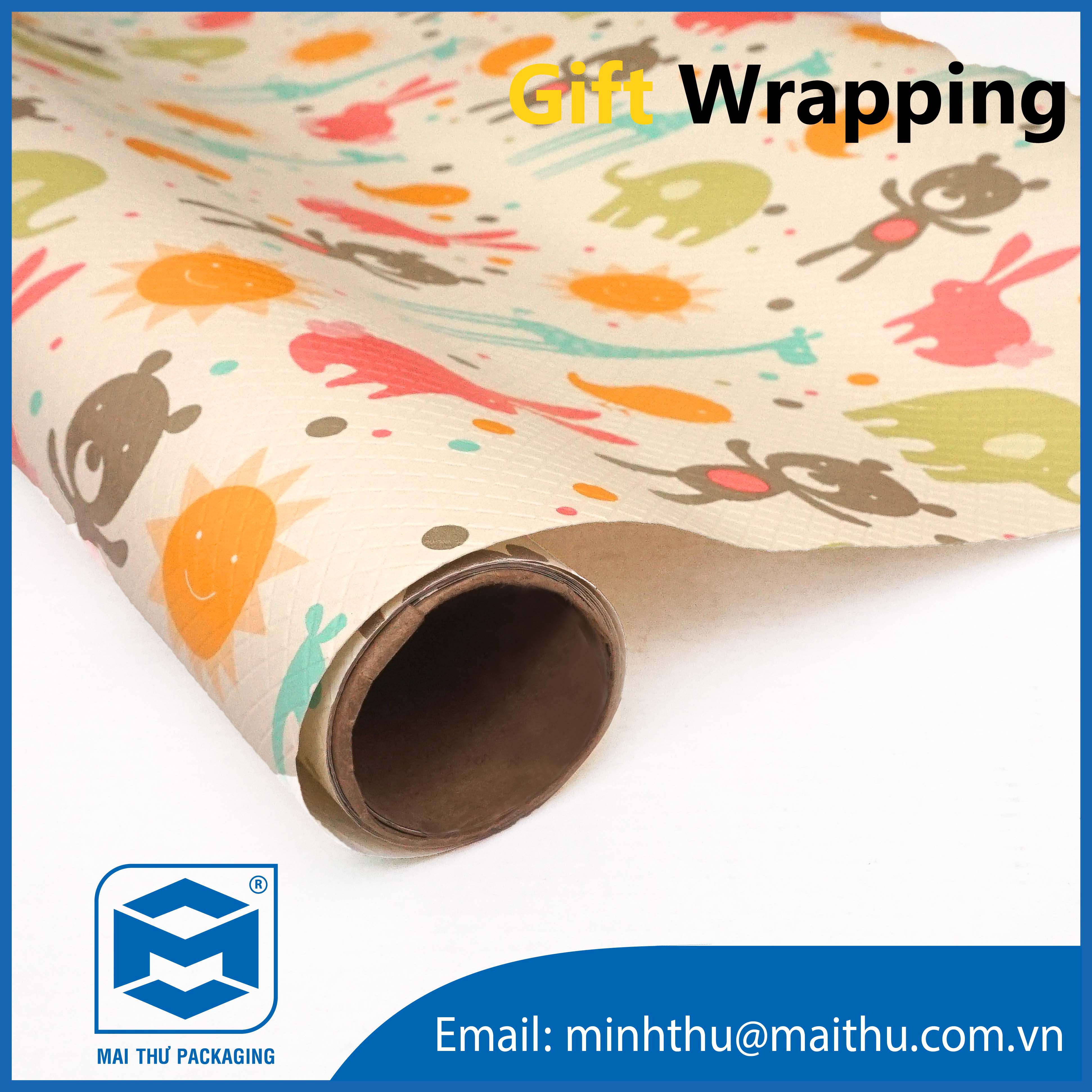 Gift Wrapping - 6