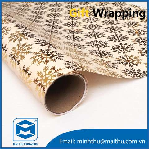 Gift Wrapping - 7
